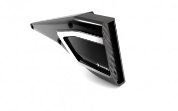 Horizontal Air Intake Grill by Ducabike