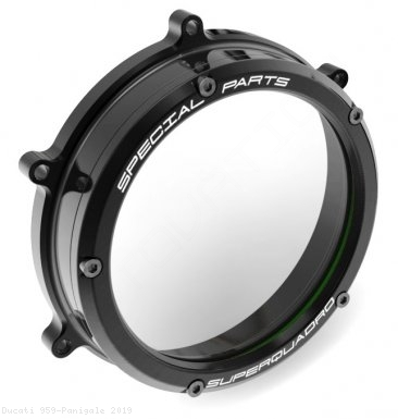 Clear Clutch Cover Oil Bath by Ducabike Ducati / 959 Panigale / 2019