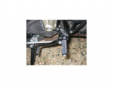 Aluminum Footpegs by Ducabike