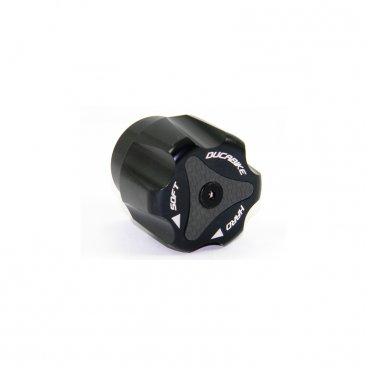 Rear Suspension Adjuster Knob by Ducabike