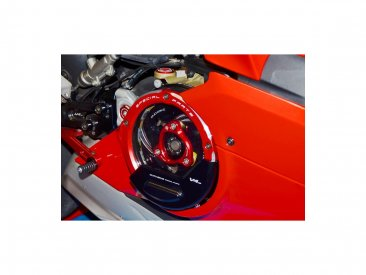 Right Side Clutch Cover Slider by Ducabike