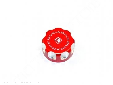 Coolant Expansion Tank Cap by Ducabike Ducati / 1199 Panigale / 2014