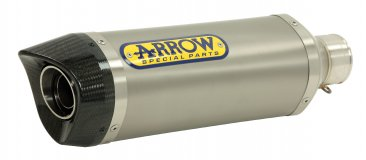 Arrow Thunder Low Mount Exhaust System