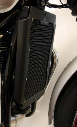 Radiator Guard by Evotech Performance Triumph / Thruxton 1200 / 2019