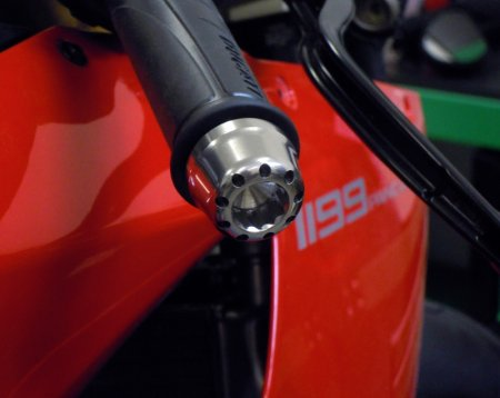 Bar End Weights by MotoCorse