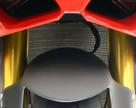 Radiator Guard by MotoCorse Ducati / Panigale V4 S / 2019