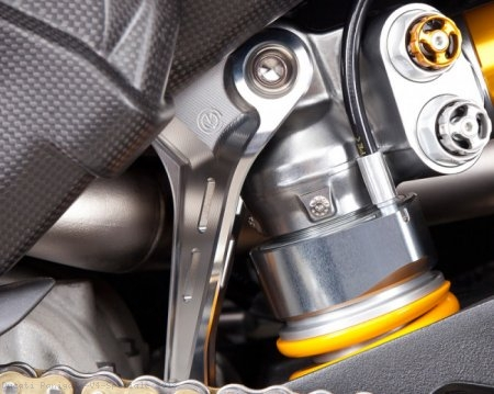 Rear Shock Support Bracket by MotoCorse Ducati / Panigale V4 Speciale / 2018