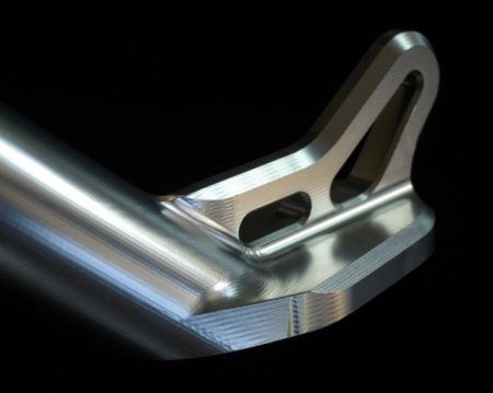 Billet Aluminum Side Stand by MotoCorse