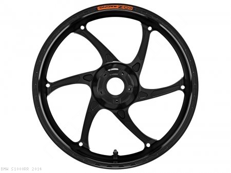 GASS RS-A Aluminum 6 Spoke Rear Wheel by OZ Wheels BMW / S1000RR / 2014