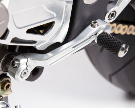 Shift and Brake Lever Arm Set by MotoCorse