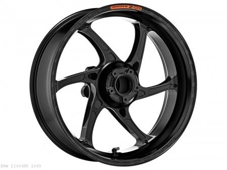 GASS RS-A Aluminum 6 Spoke Rear Wheel by OZ Wheels BMW / S1000RR / 2009