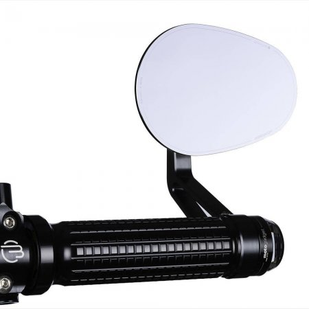 M.View Road Bar End Mirror by Motogadget