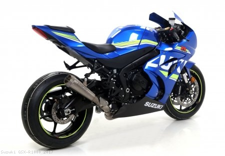 Pro Race Exhaust by Arrow Suzuki / GSX-R1000 / 2017