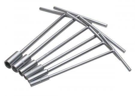 6-Piece Metric T-Handle Set by Motion Pro