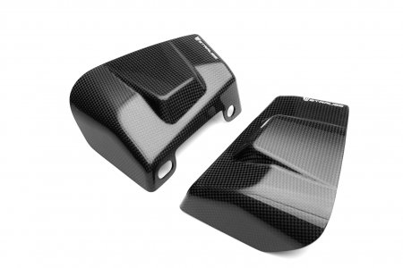 Carbon Fiber GP Brake Cooling Ducts by Strauss Carbon
