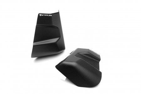 Carbon Fiber GPX Brake Cooling Ducts by Strauss Carbon