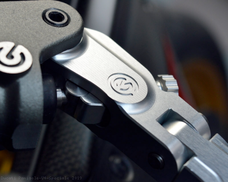 Folding Brake And Clutch Levers by MotoCorse Ducati / Panigale V4 Speciale / 2019