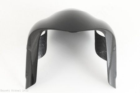 Carbon Fiber Front Fender by MotoCorse Ducati / Diavel / 2012