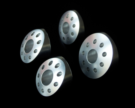 Frame Plate Plugs by MotoCorse