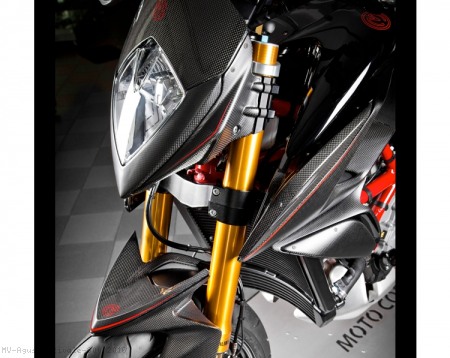 Ohlins Forks Kit (Limited Edition) by MotoCorse MV Agusta / Rivale 800 / 2016