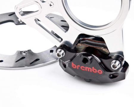 Complete Rear Disc Brake Kit by Moto Corse