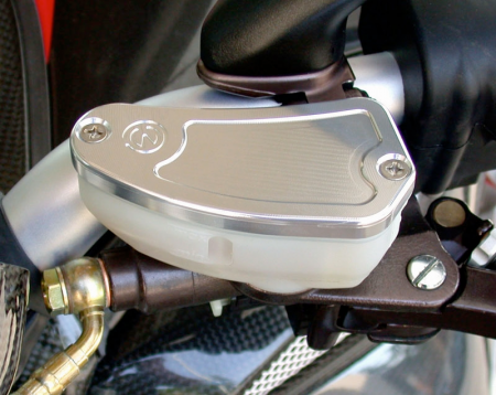 Fluid Reservoir Caps by Moto Corse