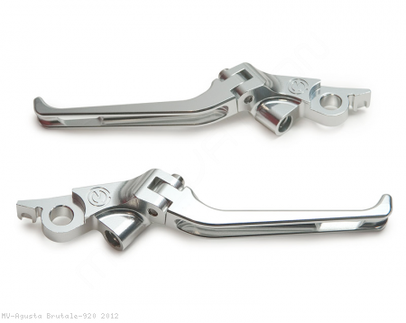 Folding Levers by Moto Corse MV Agusta / Brutale 920 / 2012