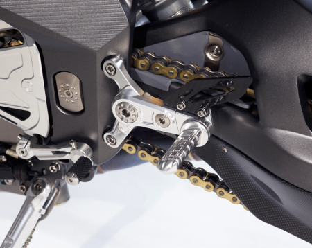 Rearsets by Moto Corse