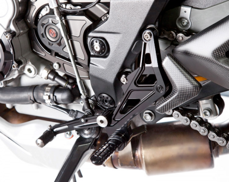 Rearsets by MotoCorse