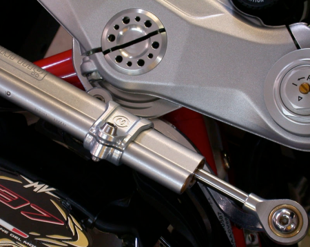 Ohlins Damper Mount Kit by MotoCorse MV Agusta / F3 800 / 2019