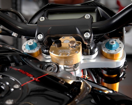 Scotts/Ohlins Damper Mount Kit by MotoCorse MV Agusta / Rivale 800 / 2018