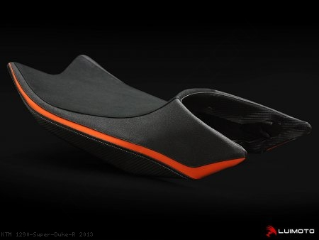 "Luimoto ""R EDITION"" RIDER Seat Cover KTM / 1290 Super Duke R / 2013"