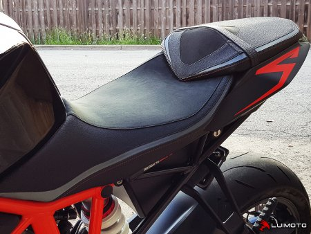 "Luimoto ""R EDITION"" RIDER Seat Cover"
