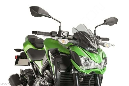 PUIG SPORT Naked New Generation Windscreen Kawasaki / Z900 / 2018