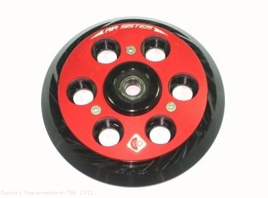 Air System Dry Clutch Pressure Plate by Ducabike Ducati / Hypermotard 796 / 2012