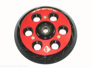 Air System Dry Clutch Pressure Plate by Ducabike Ducati / Monster S4R / 2006