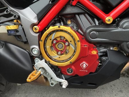 Clutch Pressure Plate by Ducabike Ducati / Scrambler 800 Full Throttle / 2019