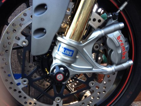 Front Fork Sliders by AELLA