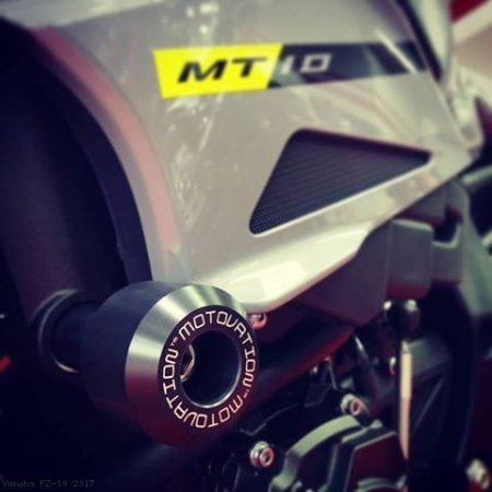 Frame Sliders by Motovation Accessories Yamaha / FZ-10 / 2017