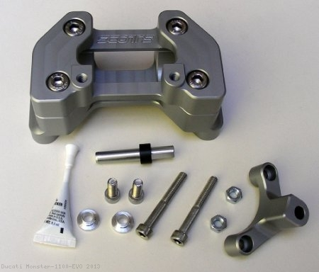 Scotts Steering Damper Kit Ducati / Monster 1100 EVO / 2013