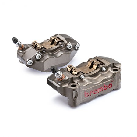 Hard Anodized 100mm Radial Billet Caliper Kit by Brembo