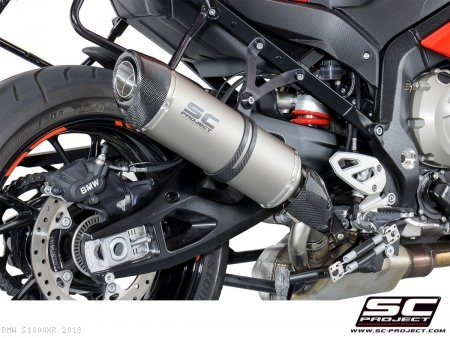 Oval Exhaust by SC-Project BMW / S1000XR / 2018