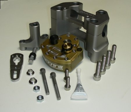 Scotts Steering Damper Kit