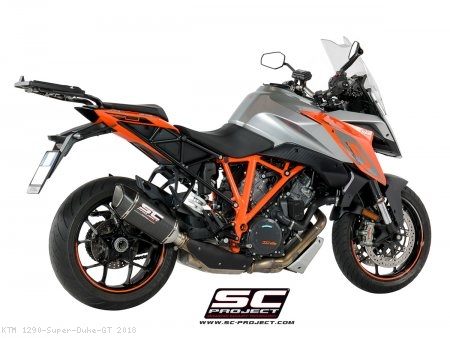 SC1-R Exhaust by SC-Project KTM / 1290 Super Duke GT / 2018