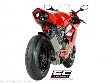 SC1-R Exhaust by SC-Project Ducati / Panigale V4 Speciale / 2018