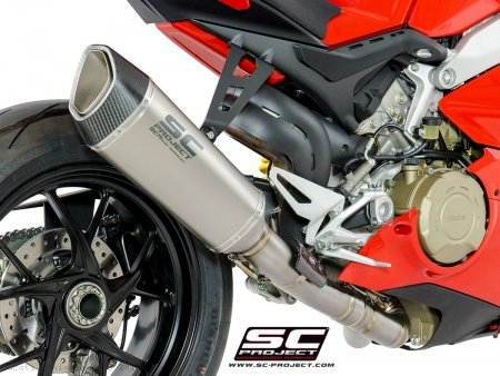 SC1-R Exhaust by SC-Project Ducati / Panigale V4 S / 2018