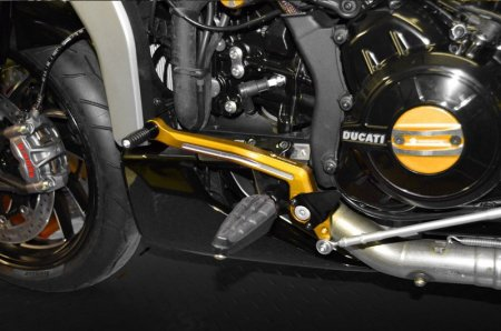 Front Shift Lever by Ducabike