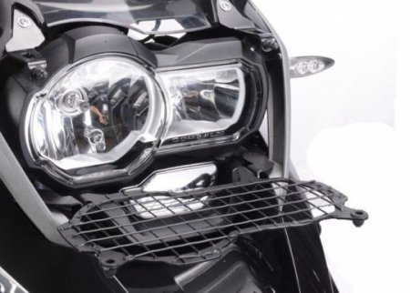 Folding Headlight Grill Guard by Wunderlich
