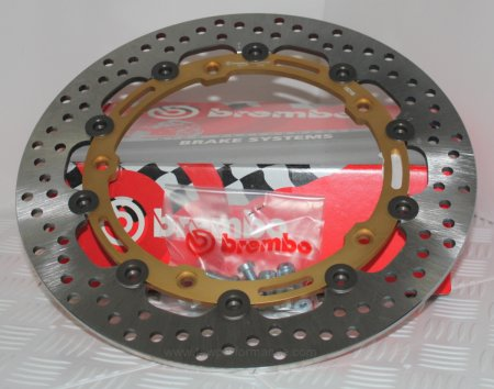 SuperSport Brake Rotors by Brembo
