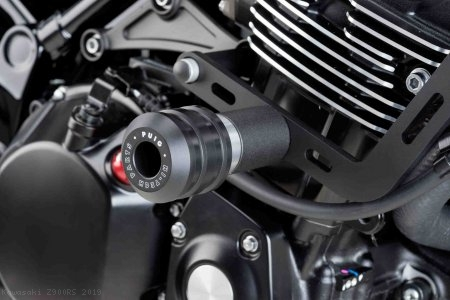 Vintage Series Frame Sliders by Puig Kawasaki / Z900RS / 2019